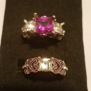 Jewelry - Two ring set